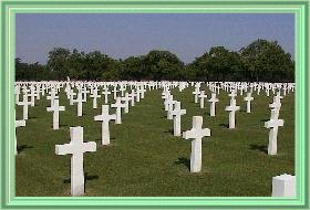 Normandy - American War Cemetary, St James
